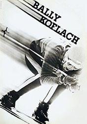 Burkhart / Kobelt - Bally Koflach