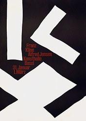 Hofmann Armin - Franz Kline / Alfred Jensen