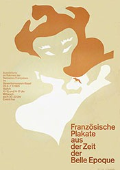 Hauert Kurt - Französische Plakate aus der Zeit der Belle Epoque