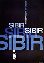 Stöckli Werner - Sibir