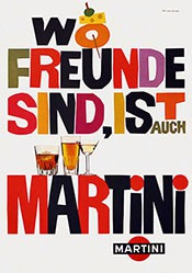 Trio Advertising - Martini