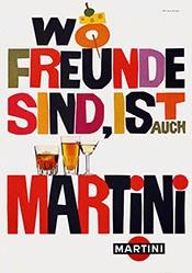 Trio Advertising - Martini