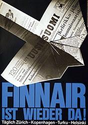 Vetterli Bruno - Finnair