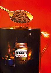 BEP AG Agencé - Nescafé Gold