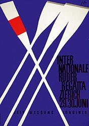 Keller Ernst - Internationale Ruderregatta