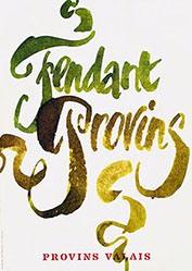 Grendene Luigi - Fendant Provins