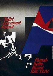 von Arx Peter - Tajiri / Lucebert / Appel