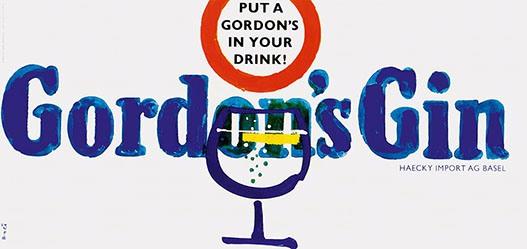 Hort Hans Peter - Gordon's Gin