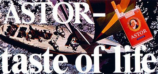 Burckhardt Dominik - Astor - taste of life
