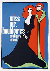 Godat Annemarie - Miss Mr. Bouloires