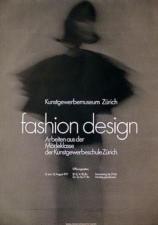 Blumenstein Benno/Plancherel Jacques - Fashion Design