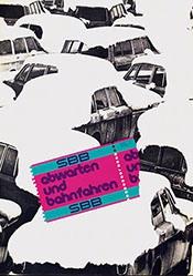 Auchli Herbert - SBB - Abwarten und bahnfahren