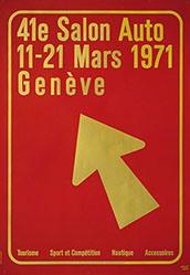 Leupin Herbert - 41e Salon Auto Genève