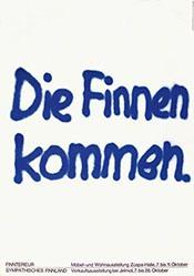 Schnyder Franz -  Die Finnen kommen