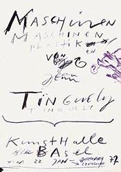 Tinguely Jean - Jean Tinguely