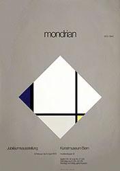 Pfund Roger & Elisabeth - Mondrian Jubiläumsausstellung