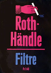 Leupin Herbert - Roth-Händle