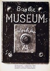 Gyssler Felix und Doris - Basler Museum's Wochen