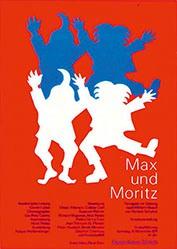 Müller-Brockmann & Co. - Max und Moritz