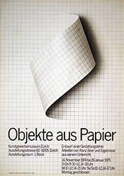 Hofstetter Chris - Objekte aus Papier