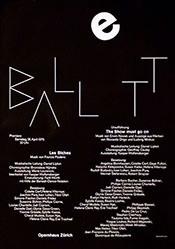 Müller-Brockmann & Co. - Ballett