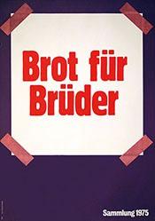 Grieder Werner - Brot für Brüder