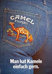 Triplex Werbeagentur - Camel Filters