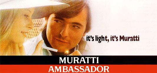 Création d'Images Lausanne - Muratti Ambassador