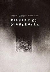 Pfund Roger / Blanchoud Jean-Pierre - Diables et Diableries