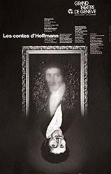 Aeschlimann Roger - Les contes d'Hoffmann