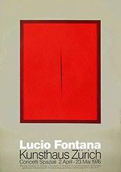 Baviera M. + M. - Lucio Fontana