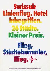 Stuber Guido / Ropéle Walter - Swissair