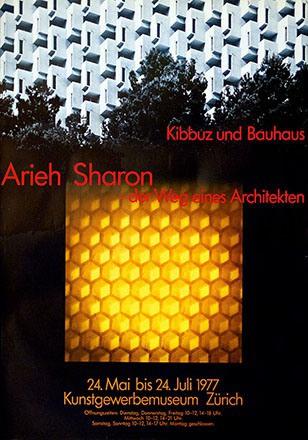 Hamburger Jörg - Kibbuz und Bauhaus - Arieh Sharon