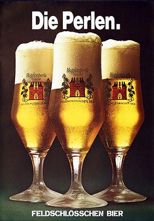 Gisler + Gisler  - Feldschlösschen Bier