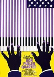Troxler Niklaus - Don Pullen Quartet