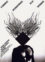 Jeker Werner - 9e Biennale de la tapisserie