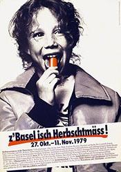 Grieder W.E. / Berman F.  - z'Basel isch Herbschtmäss !