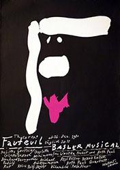 Leupin Herbert - Theater Fauteuil