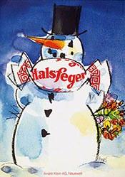 Hort Hans Peter - Halsfeger