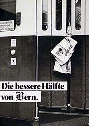 Müller Cornelia - Die bessere Hälfte von Bern