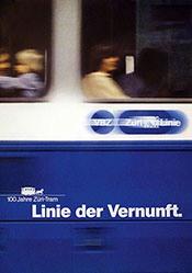 Eggmann Hermann M. - VBZ Züri Linie