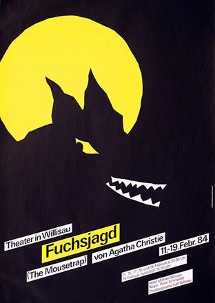 Troxler Niklaus - Fuchsjagd