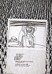 Brühwiler Paul - Quatre expressions graphiques ..