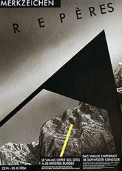 Neumann Pierre - Merkzeichen - Repères