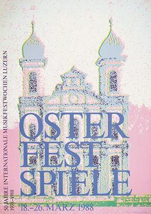 Steinemann Tino / Clemenz Philipp - Osterfestspiele