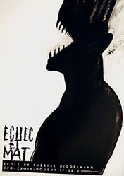 Jeker Werner - Echec et Mat