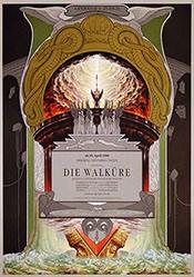 Geissbühler Domenic K. - Die Walküre - Der Ring der Nibelungen