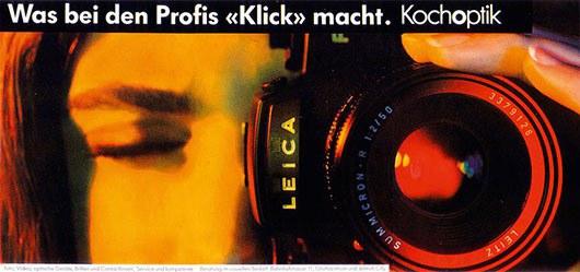 Rau Richard  - Kochoptik