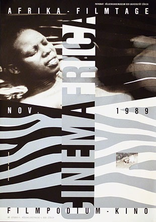 Schraivogel Ralph - Afrika- Filmtage - Cinemafrica