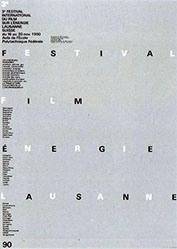 Jeker Werner - Festival Film Energie, Lausanne